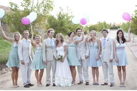 Wedding Attire Colours by Weddign Colors Weddingbee