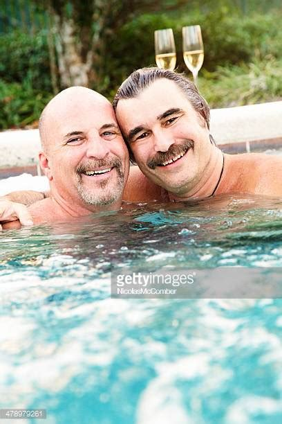 guys in bathtubs shirtless gay men stock photos and pictures getty images