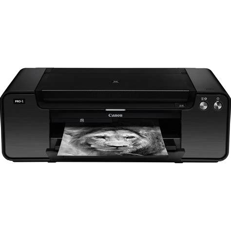 Printer Plus Fotocopy Canon canon pixma pro 1 network professional inkjet photo 4786b002 b h