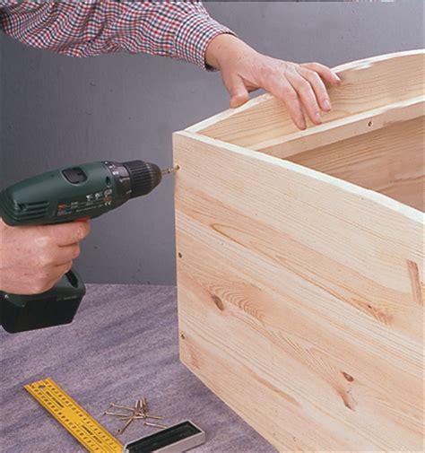 costruire una culla in legno culla in legno fai da te bricoportale fai da te e bricolage
