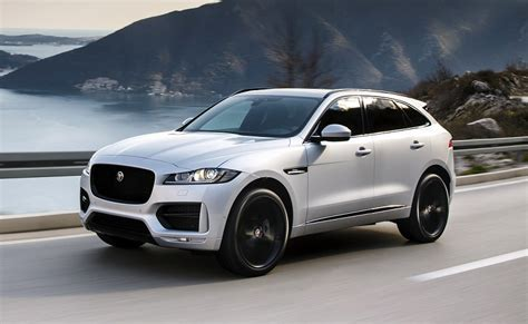 new jaguar f pace suv review the sports car of suvs