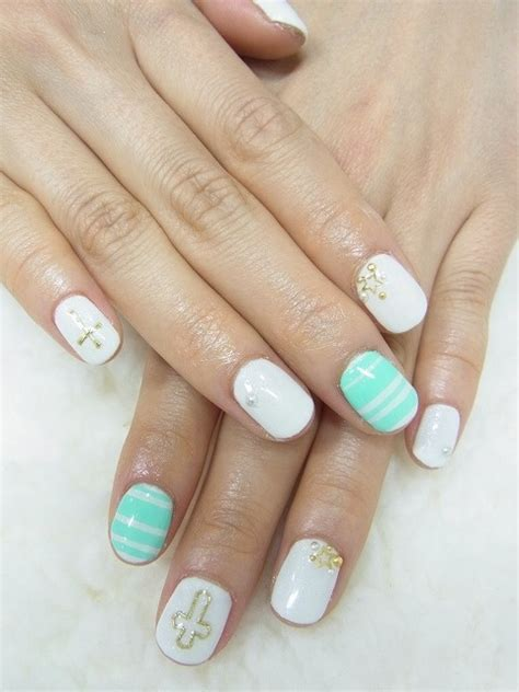 best color for super short nails 37 super easy nail design ideas for short nails pretty