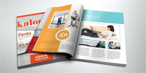 25 Best Magazine Design Templates In Pdf Freecreatives Best Magazine Template