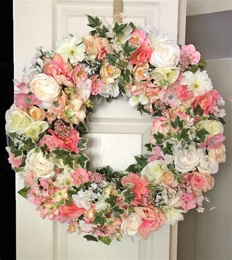Beautiful Wreaths For Front Door Summer Front Door Wreath Beautiful Wreaths Country