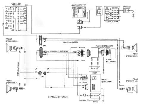 datsun z engine wiring diagrams wiring diagram schemes