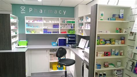 pharmacy room spire hospital pharmacy am system