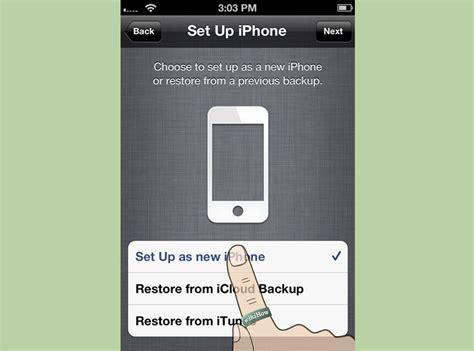 what does restore iphone iphone iphone 5 restore
