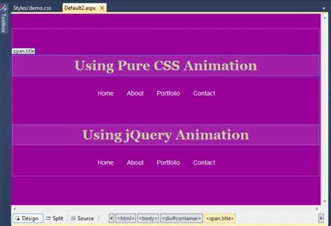 menu design using css and jquery animated menu using jquery and css