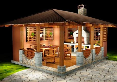 a small house in the garden ideas for home garden bedroom kitchen homeideasmag com
