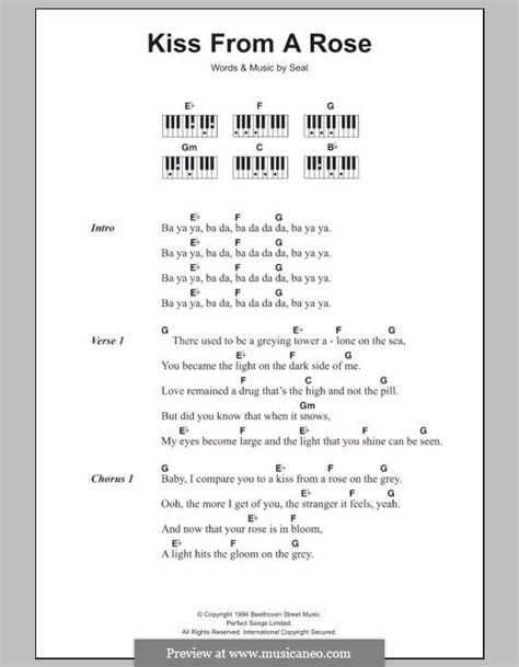 love theme from kiss tab seal kiss from a rose quot batman forever quot version