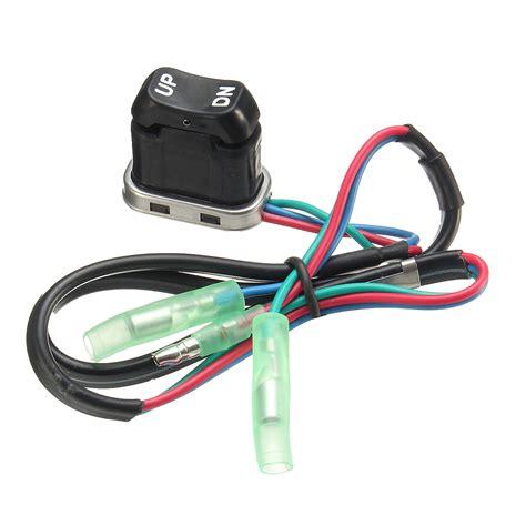 yamaha boat motor tilt and trim universal outboard remote controller trim tilt assembly