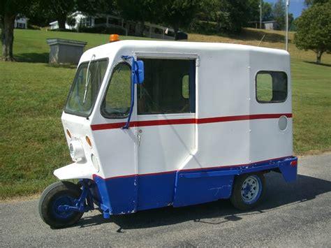 Golf Cart Lights 3 200 Truckster 1966 Cushman Mailster