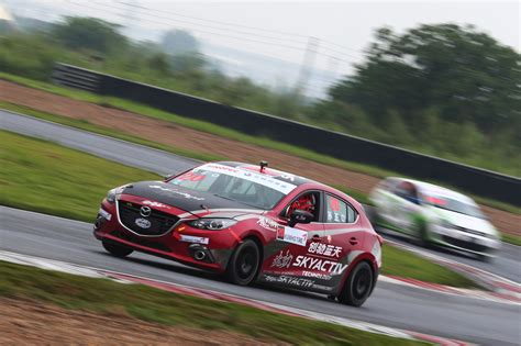 mazda motorsports mz racing mazda motorsport mazda 6 and mazda 3 debut