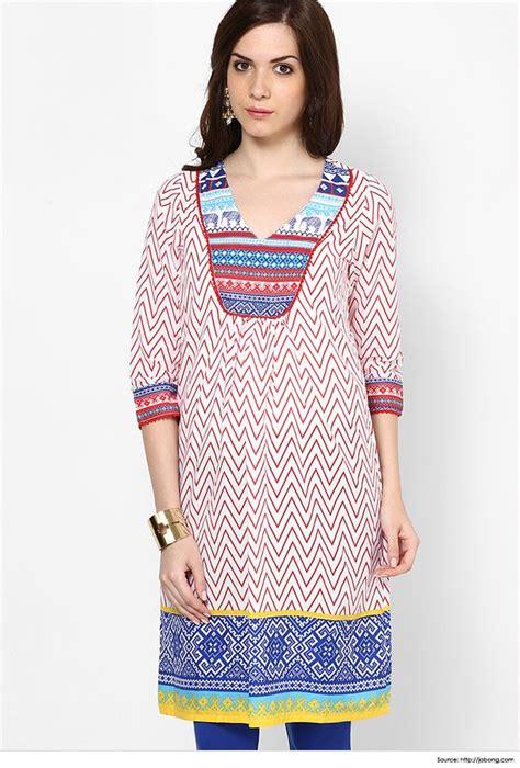kurti pattern tutorial top 6 simple yet stylish neck designs for kurtis places