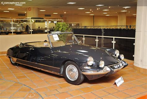 1967 Citroen Ds21 Pictures History Value Research News