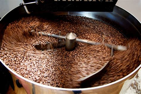 Coffee Roasting maine one coffee roaster at a time the new york times