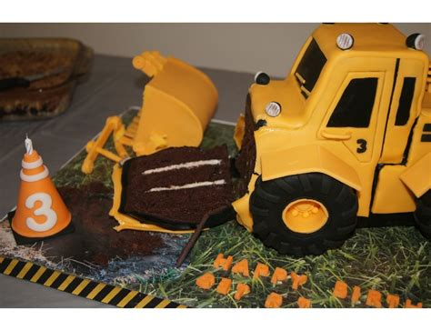 Digger Cake Template by Digger Cake Cakecentral