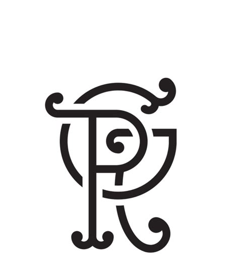 rg designs rg monogram on behance