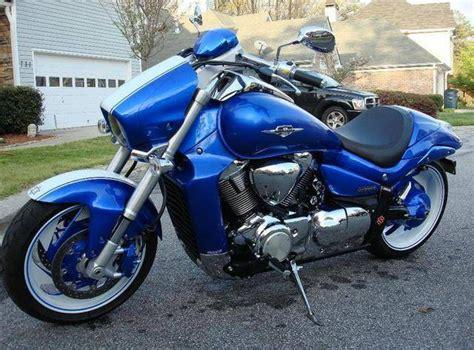 Suzuki Limited Edition 2007 Suzuki Boulevard M109r Limited Edition Moto