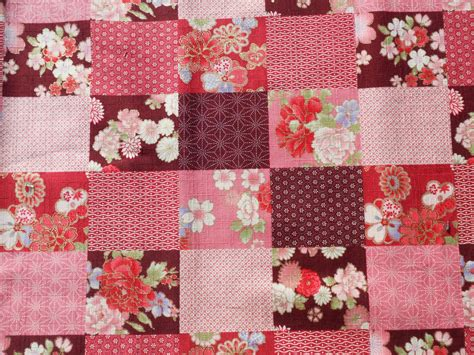 Japanese Patchwork Fabric - patchwork style japanese fabric japanese cotton fabric