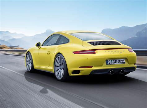 porsche 911 carrera 4s turbo turbo 252 ber alles 2016 carrera 4 and targa 4 join