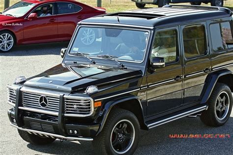 2005 Mercedes G55 Amg by 2005 Mercedes G55 Amg 1 4 Mile Trap Speeds 0 60