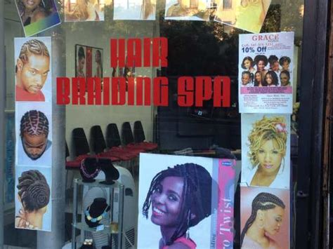 harlem hair braiding salons harlem new york our first month s experience rtw