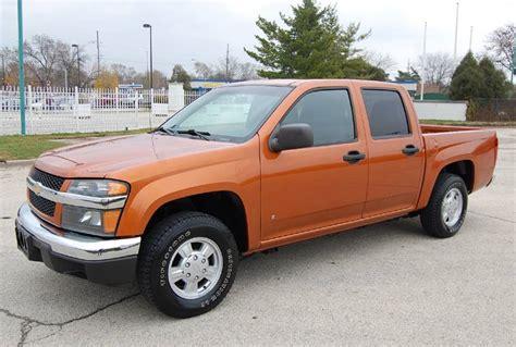 4 Door Colorado by 2006 Chevrolet Colorado Crew Cab 4 Door Truck