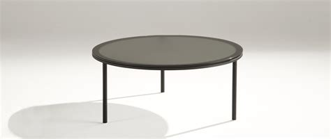 table basse en verre cuir center ezooq