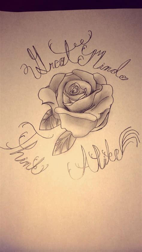 the rose tattoo script need to work on my lines with script but i m happy with
