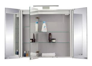spiegelschrank quantum aluminium spiegelschrank