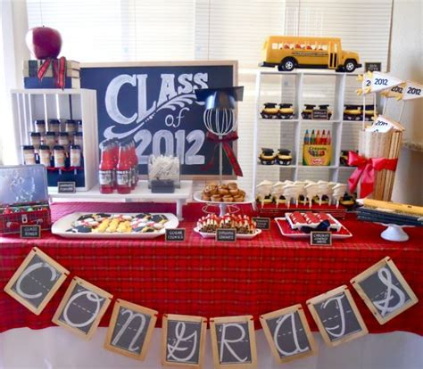 themes for college birthday parties 27 ideas for the best graduation party on the block tip