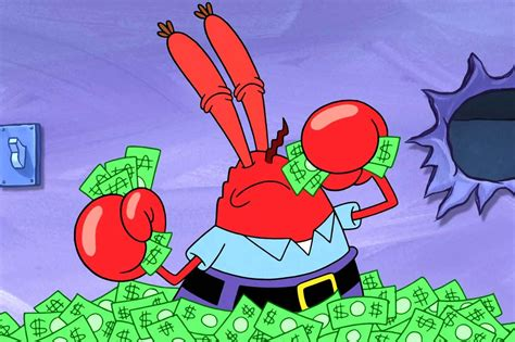 Meme Spongebob Crab