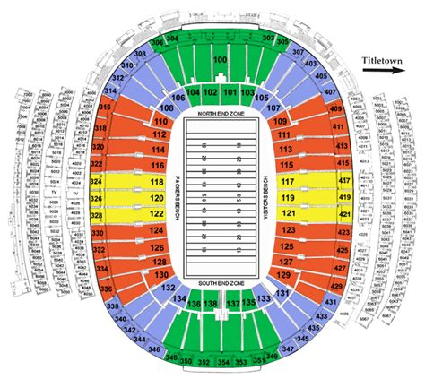 new lambeau field seating chart www imgkid the