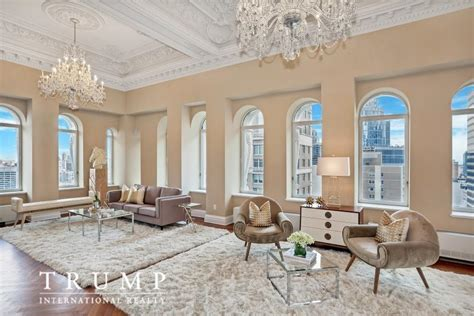 donald trump s apartment president donald trump s trust lists trump park avenue