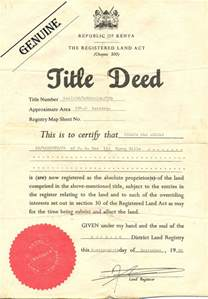 ciri s coach how to verify your land title deed is