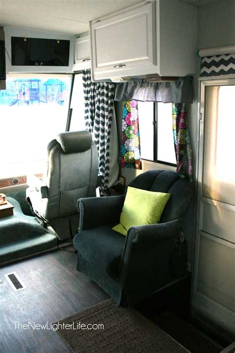 The Big Reveal ~ Remodel Pictures of Our 96 Winnebago