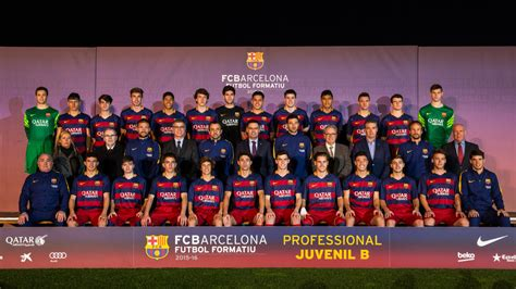 barcelona juvenil a fc barcelona juvenil b 2015 2016 fc barcelona