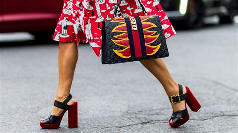 the best street style accessories spotted at new york the 50 best street style accessories from fashion month
