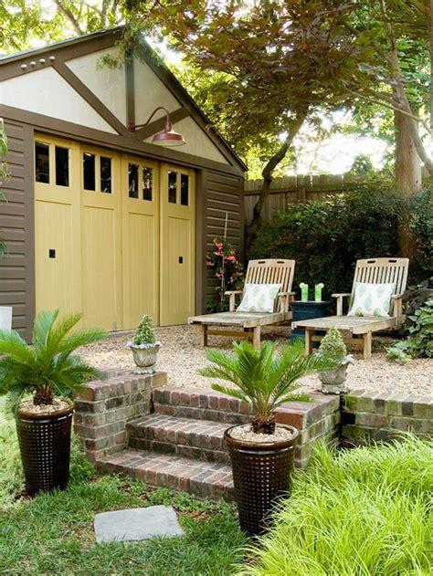 ideas para decorar un patio 15 ideas econ 243 micas para decorar tu patio