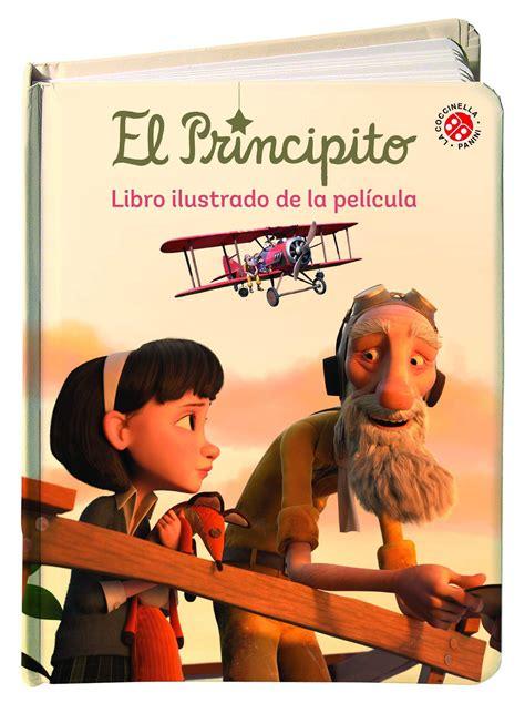 libro el principito ilustrado el principito libro ilustrado pelicula libro ilustrado de la pelicula vv aa libro en papel