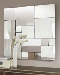 Diy Modern Home Decor 7 Diy Modern And Minimal Mirror For Laconic Home D 233 Cor Shelterness