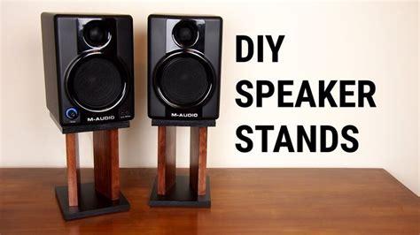 ikea desk speaker stands 7 best speaker stands images on pinterest diy speakers