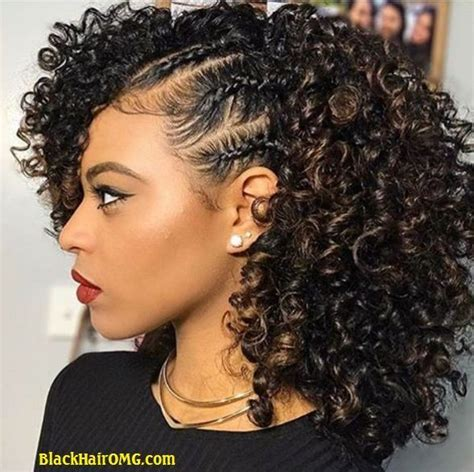 Black Curls Hairstyles by Best 25 American Hairstyles Ideas On