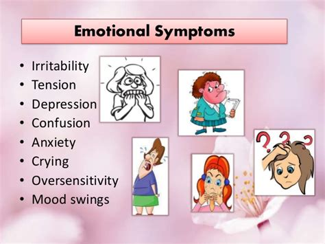 anxiety mood swings irritability role of hormones in the menstrual cycle