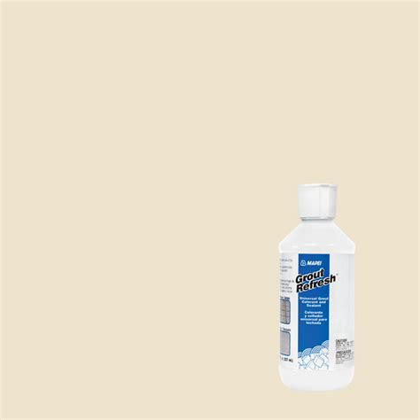 shop mapei 8 oz french vanilla grout refresh at lowes com