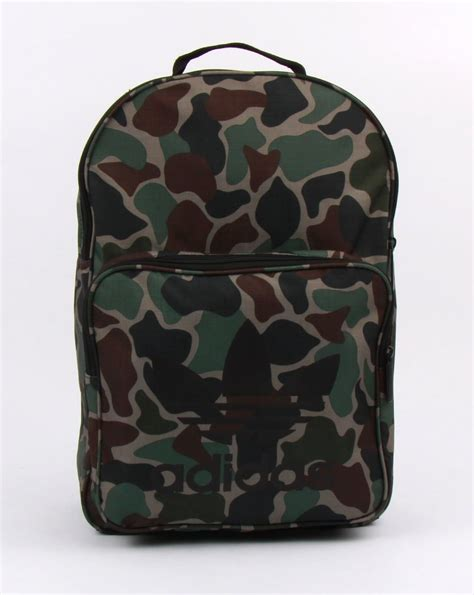 Adidas A Classic Backpack Adidas adidas originals classic backpack camo s bag