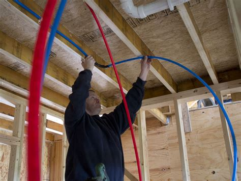 Blue Line Plumbing by Plumbing With And Blue Pex New Hudson Valley