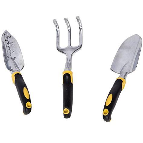 personalized garden tool set hand trowel short shovel serenita lawn patio garden tool set 3 piece hand gardening