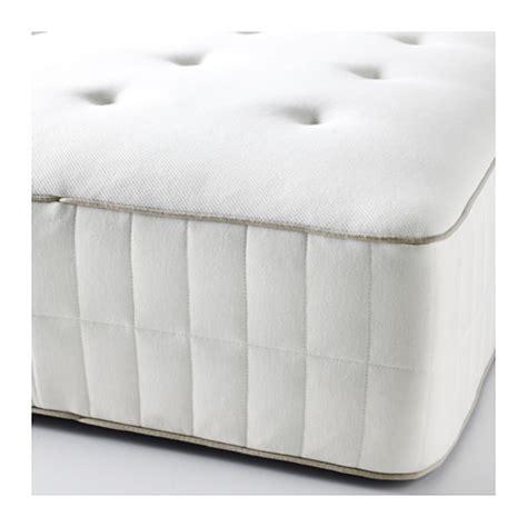 hokk 197 sen pocket sprung mattress firm white standard